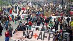 AFP: México mira lo que pasa en Chile y se preocupa - Noticias de pensiones