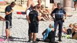 """Francia: Así se multa el uso del """"burkini"""" en Niza [FOTOS] - Noticias de muertos"""