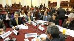 Congresistas de oposición respaldan labor del contralor Alarcón - Noticias de justiniano apaza