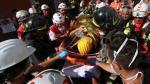 Terremoto en Italia: Así funciona el rescate de las víctimas - Noticias de muertos