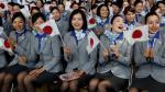De Río 2016 a Tokio 2020: bandera olímpica llegó a Japón - Noticias de juegos paralímpicos tokio 2020