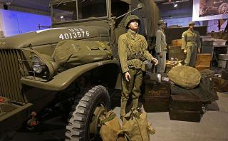 Este museo pone a la venta piezas de la II Guerra Mundial