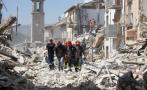 Terremoto en Italia: El hotel en el que habría 70 atrapados