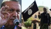 Turquía invade Siria y ataca ciudad tomada por Estado Islámico