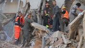 Las dramáticas labores de rescate tras el terremoto en Italia
