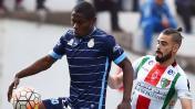 Real Garcilaso empató 2-2 ante Palestino por Copa Sudamericana