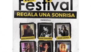 """Festival """"Regala una sonrisa"""" ayudará a ancianos y niños"""