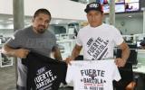 UFC: 'Pitbull' da detalles de la preparación de Enrique Barzola