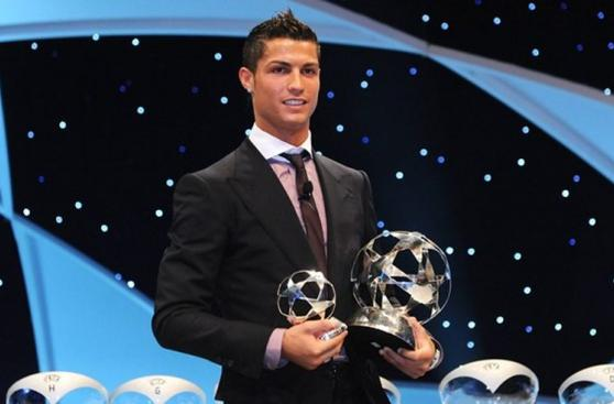 Cristiano Ronaldo y los trofeos individuales en su carrera