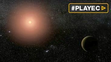 Científicos descubren planeta potencialmente habitable