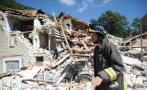 Italia: Falencias que quedaron en evidencia tras el terremoto