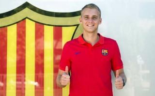 Barcelona fichó arquero holandés en reemplazo de Claudio Bravo