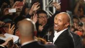 Dwayne Johnson y los 10 actores mejor pagados del cine mundial