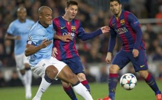 Barcelona vs. Manchester City: Pep y Bravo vuelven al Camp Nou