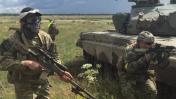 Los civiles polacos que se preparan para la guerra [VIDEO]