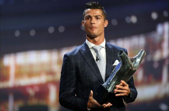 Cristiano Ronaldo: así vivió premio al Mejor Jugador de Europa