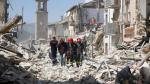 Terremoto en Italia: El hotel en el que habría 70 atrapados - Noticias de personas fallecidas