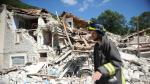Italia: Falencias que quedaron en evidencia tras el terremoto - Noticias de simulacros de sismo
