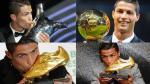 Cristiano Ronaldo y los trofeos individuales en su carrera - Noticias de antoine griezmann
