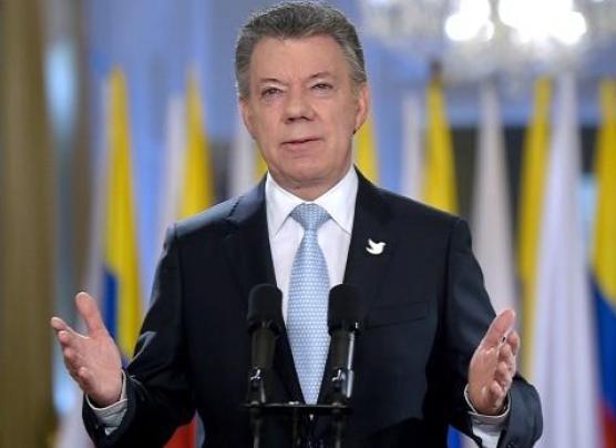Histórico: Colombia oficializa el fin de la guerra con las FARC
