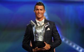 Cristiano Ronaldo: UEFA explica cómo y por qué ganó el premio