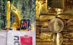 La desafortunada búsqueda del mítico tren nazi cargado de oro