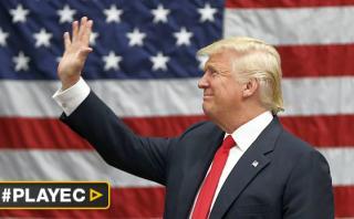La mayoría de estadounidenses rechaza muro propuesto por Trump