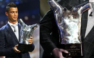 Trofeo al Mejor Jugador de Europa: ¿Cómo se creó esta rareza?