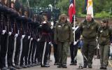 Pingüino es nombrado brigadier de la Guardia Real de Noruega