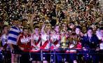 River Plate: así festejó el bicampeón de la Recopa Sudamericana