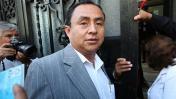JNE: Gregorio Santos solo debe pedir credenciales de gobernador