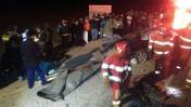 Sunat se pronuncia por choque causado por uno de sus vehículos