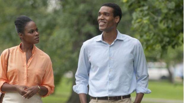 El argumento de la película se centra en la primera cita entre Michelle Robinson y Barack Obama en 1989. (Foto: AP)