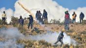 Bolivia: Las protestas que le costaron la vida al viceministro