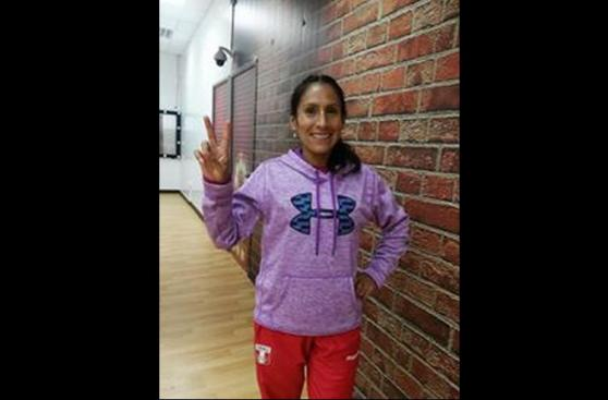 El gran show: así se prepara Gladys Tejeda para bailar [FOTOS]