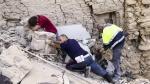 """Italia: """"¡Ayúdennos, mis padres están heridos, pero vivos!"""" - Noticias de cuarta sala"""
