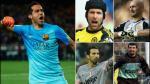 Los arqueros más caros de la historia del fútbol [FOTOS] - Noticias de petr cech