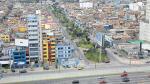 La Victoria: vecinos de Balconcillo en contra de viaducto - Noticias de sistema vial