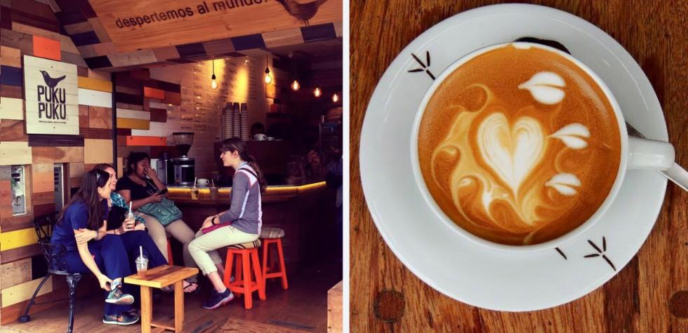 14 de las mejores cafeterías de Lima