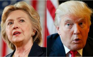 Nueva polémica entre Clinton y Trump: ¿Quién es más racista?