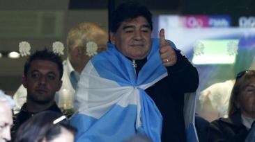Diego Maradona: el clan familiar del 'pelusa' [FOTOS]