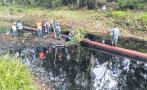 Loreto: Petro-Perú dice que quinta fuga de crudo fue provocada