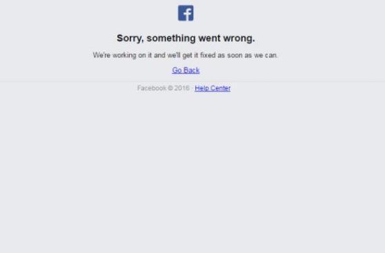 Facebook registró caída mundial y millones se quejaron en redes
