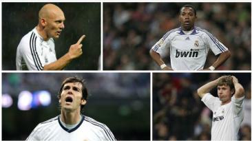 Real Madrid: las peores contrataciones en la historia merengue