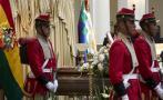 Rodolfo Illanes: Velorio del viceministro asesinado en Bolivia