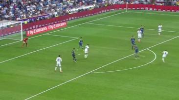 El golazo de Toni Kroos que le dio triunfo a Real Madrid