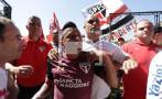 Christian Cueva: Sao Paulo FC vs. Coritiba por Brasileirao