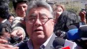 """Bolivia: Aprendimos """"con sangre"""" lección sobre conflicto minero"""