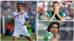 Selección: comparativa entre delantera nacional y la boliviana