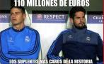 Real Madrid: los memes del triunfo blanco ante Celta de Vigo